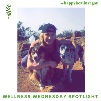 WELLNESS WEDNESDAY SPOTLIGHT Lindsay